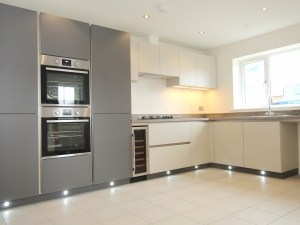 Plot 18 - The Denby - Kitchen