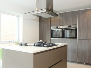 High specification kitchen