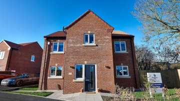 HighFields, Clowne - new homes in Chesterfield