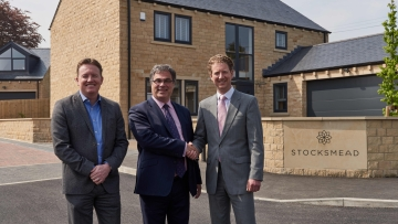 Ben Bailey Homes parent company Conroy Brook agrees major HSBC funding package