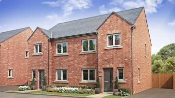 Plot 23 - Denby 3 bedroom semi-detached home