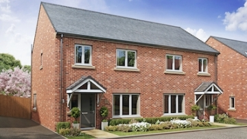 The Edendale - Plot 8 - 3 bedroom home