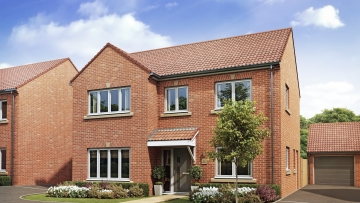 New homes in Clowne from Ben Bailey Homes