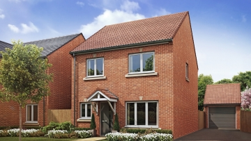 New homes in Clowne