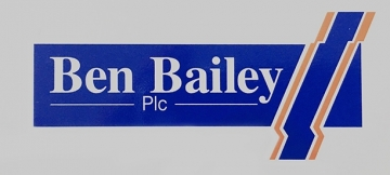 Ben Bailey Construction floats on the London stock market and becomes Ben Bailey plc.