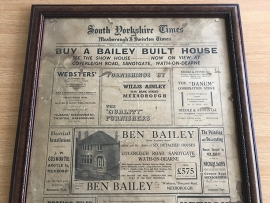 A brand new detached Ben Bailey home in Mexborough - 1939