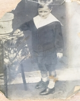 Ben Bailey aged 3 in 1913