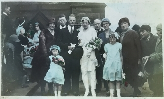 Ben Bailey marriage in 1932