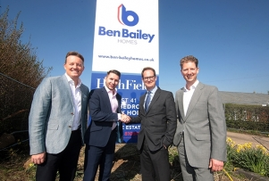 Ben Bailey Homes joins the Conroy Brook Group
