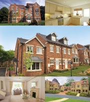 Homes built throughout Yorkshire, Nottinghamshire, Lincolnshire and Derbyshire - 2005 2007