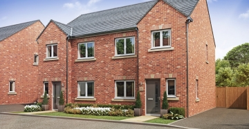 First new Ben Bailey Homes site launched in Clowne, Chesterfield.