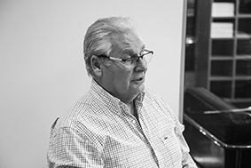 John Rodda, Construction Director
